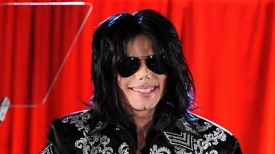 Michael Jackson krátce před smrtí.