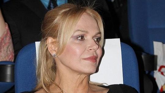 Dagmar Havlová byla ozdobou závěru festivalu Febio.