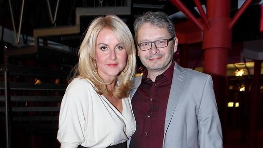 Vendula Svobodová a její přítel Vladimír Waas.