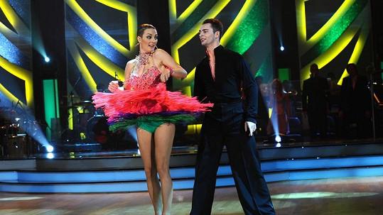 Barbora Poláková se v tanci našla.