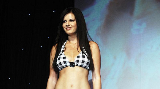 Miss Hasička 2012 Dominika Adamčiová.