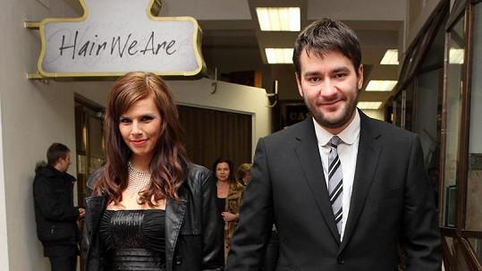 Marek opět randí s moderátorkou Marcelou Skřivánkovou.
