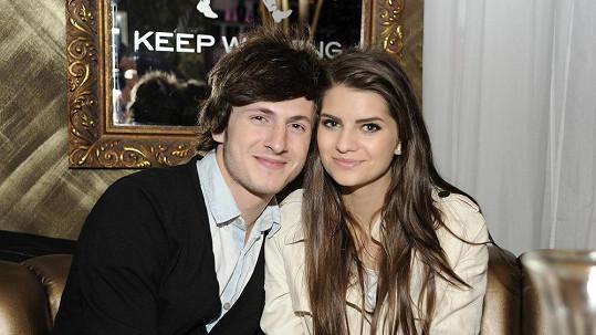 Tereza Mandzáková a Martin Šafařík