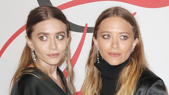 Sestry Olsenovy na CFDA Fashion Awards
