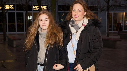 Markéta Hrubešová po delší době ukázala dceru Christel.