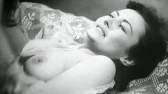 Hana Vítová se odhalila ve filmu Noční motýl.