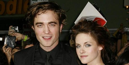 Kristen Stewart a Robert Pattinson - jsou známí, ale mnohé o nich nevíme.