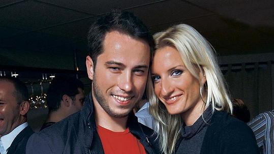 Adela Banášová a Peter Modrovský
