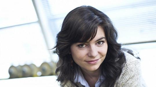 Katku Janečkovou jsme znali jako ošklivku Katku ve stejnojmenném seriálu.