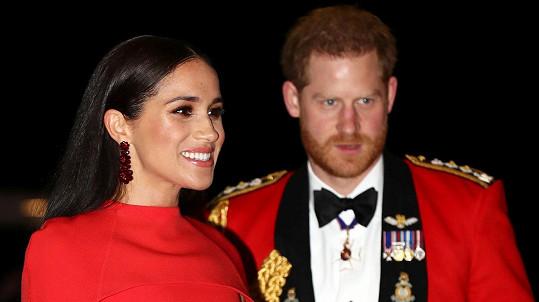 Vévodkyně a vévoda ze Sussexu