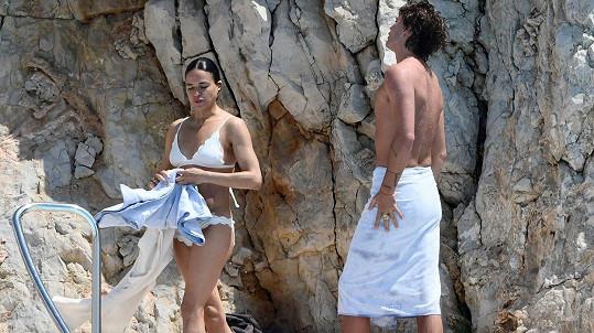 Michelle Rodriguez má luxusní postavu i po čtyřicítce.