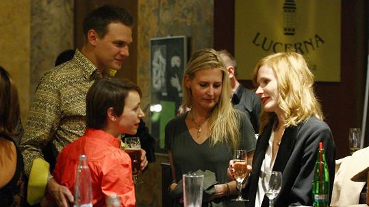 Táňa Vilhelmová s Aňou Geislerovou mluví, tak co se stalo?