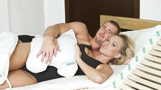 Roman a veronika si rozumí ale nejen v posteli.