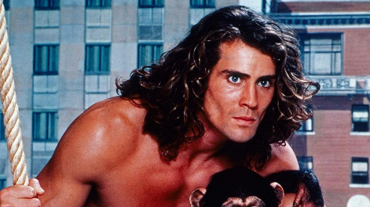 Joe Lara jako legendární Tarzan
