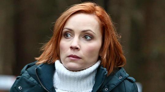 Markéta Plánková se objeví v novém seriálu.