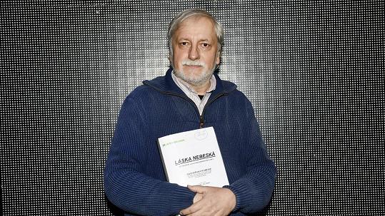 Zdeněk Zelenka slavil 66. narozeniny velmi komorně.