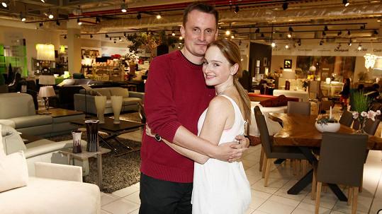 S přítelem Filipem Janečkem žije Tereza ve společné domácnosti už několik let.
