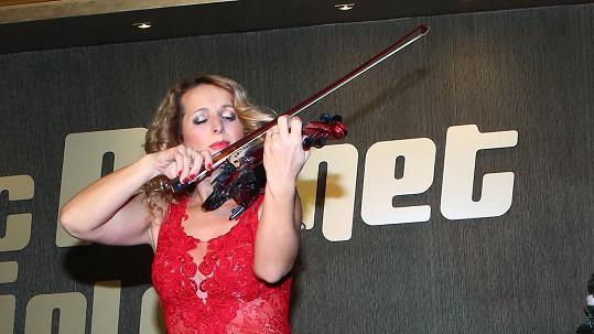 Houslistka Markéta Muzikářová vyráží na exotickou dovolenou.