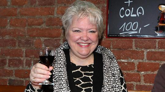 Marie Párová strávila poslední roky života v Česku.