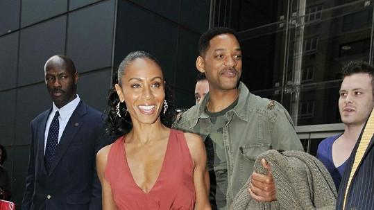 Will Smith a Jada Pinkett byli manželi 13 let, teď je nejspíš čeká rozvod.