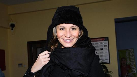 Monika Absolonová slaví jeden úspěch za druhým.