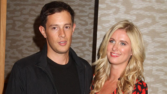 Nicky Hilton a James Rothschild
