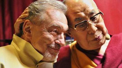 Karel Gott s dalajlamou