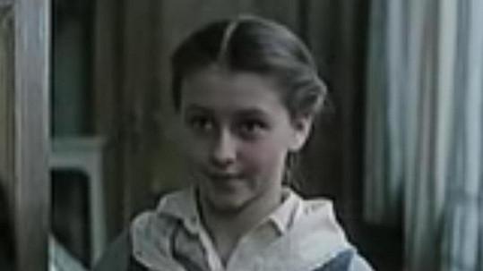 Kdo je ta holčička na fotce?