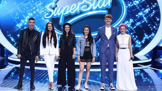 Ze SuperStar vypadl další soutěžící...