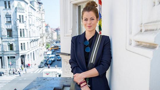 Hana Holišová je stále v jednom kole.