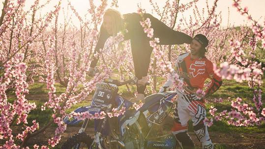 Romantika podle motokrosového jezdce Libora Podmola