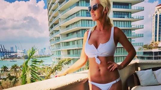 Zuzana Belohorcová už se v Miami zase může v klidu opalovat.