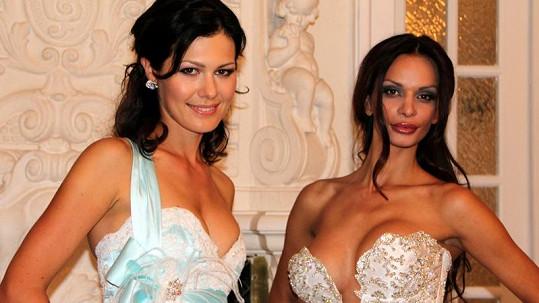 Jana Doleželová a Andrea Heringhová.