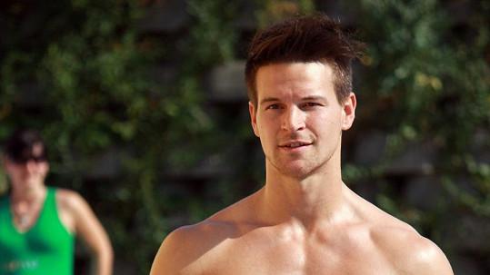 Vysoustruhovaný Jakub Kaplan ukončil kariéru modela.