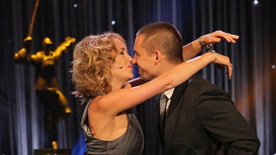 Lucie Vondráčková a Tomáš Plekanec jsou pořád jako hrdličky.