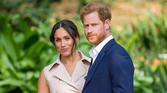 Harry a Meghan budou dvojnásobnými rodiči