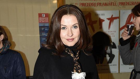 Dana Morávková vypadala jako holčička.