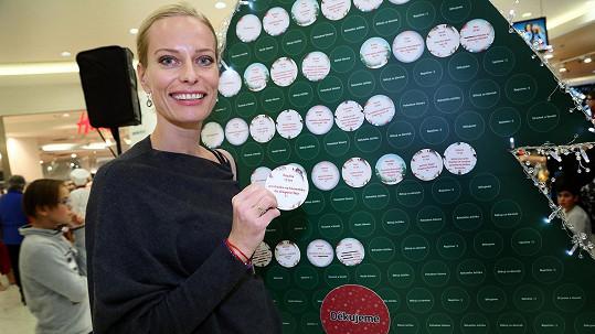 Kristina Kloubková promluvila o svém trápení v dětství.