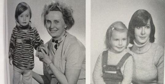 Uhodnete, která známá dáma vyrostla z tohoto děvčátka?