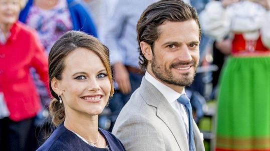 Carl Philip a Sofia mají druhého syna.