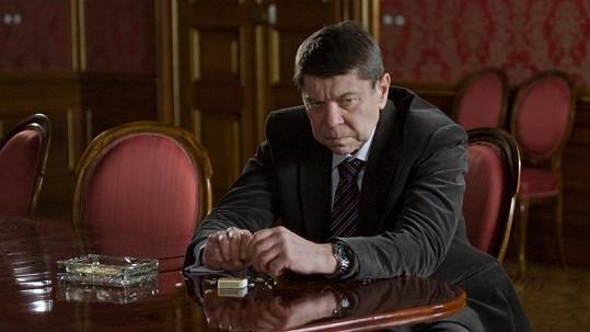 Martin Štěpánek v posledním filmu.