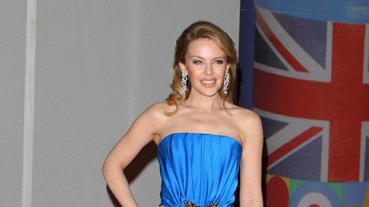 Kylie Minogue by se chtěla věnovat herectví.
