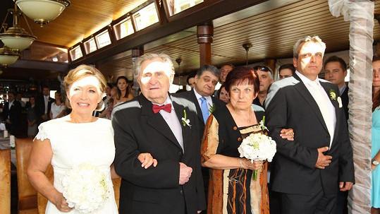 Maminka Moniky Absolonové se po svatební cestě dočkala nepříjemné události.