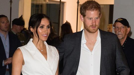 Vévoda a vévodkyně ze Sussexu mají na návštěvě Nového Zélandu nabitý program.