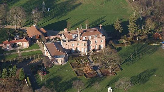 Beckinghamský palác může být váš.