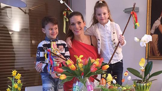 Děti svátky jara milují.