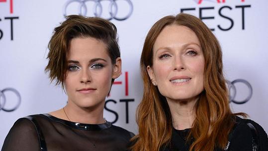 Julianne Moore zazářila po boku Kristen Stewart.