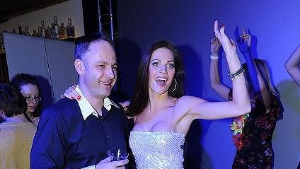 Andrea Verešová slavila páté výročí svatby.