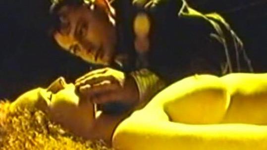 Filip Topol v jedné ze snových scén nalezne svou lásku mrtvou.