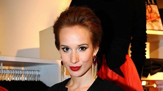 Táňa Pauhofová je úspěšnou herečkou.